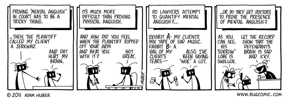 Judge-Mental